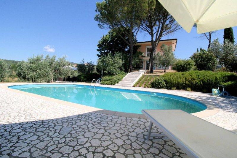 Villa en Capolona