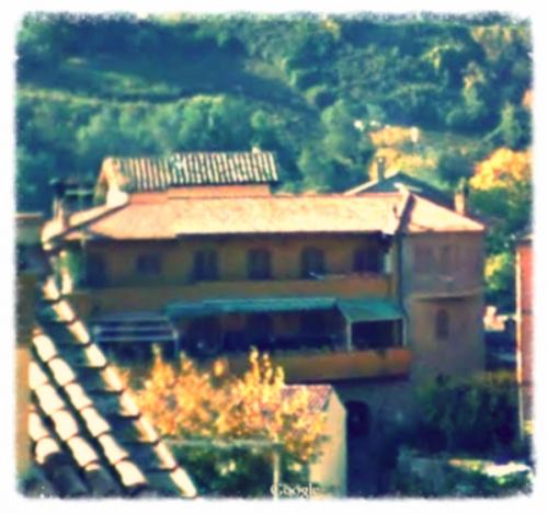 Lucht/land in Sacrofano