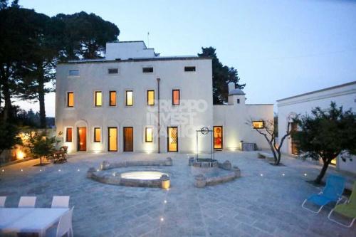 Historiskt hus i Cutrofiano