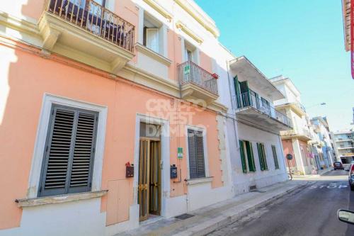 Historisk lägenhet i Lecce
