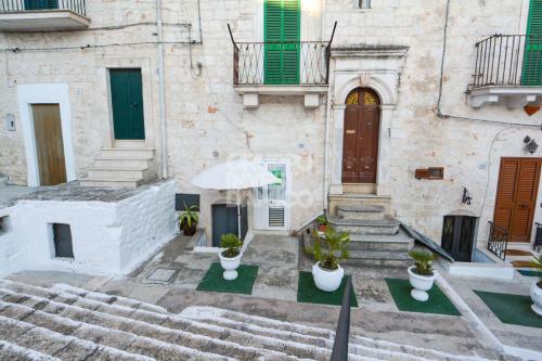 Historisch appartement in Ceglie Messapica