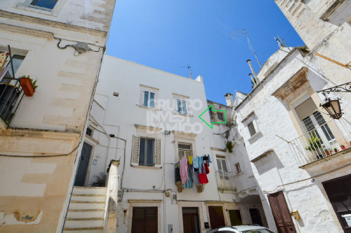 Historisches Appartement in Martina Franca