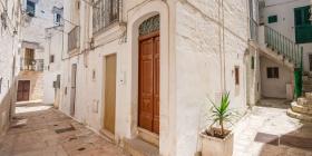 Historisch appartement in Cisternino