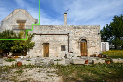 Lantställe i Cisternino