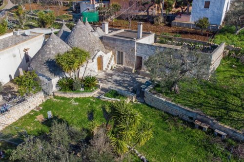 Trullo a Cisternino
