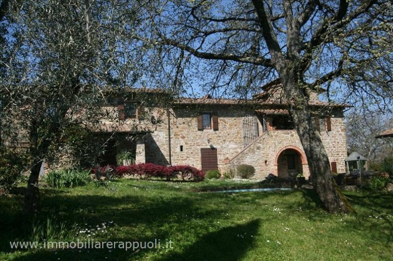 Bauernhaus in Bucine