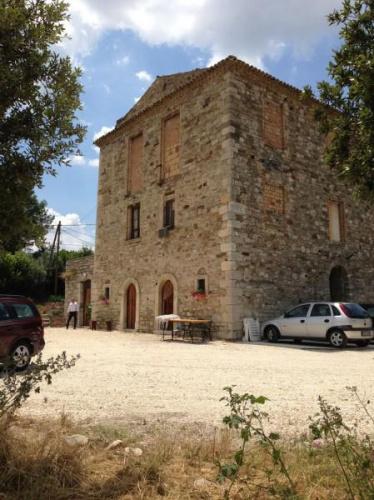 Hus i Castelguidone