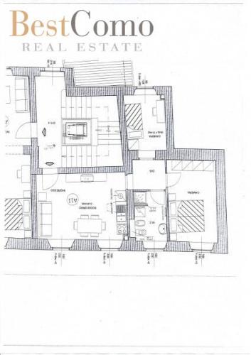 Lägenhet i Como