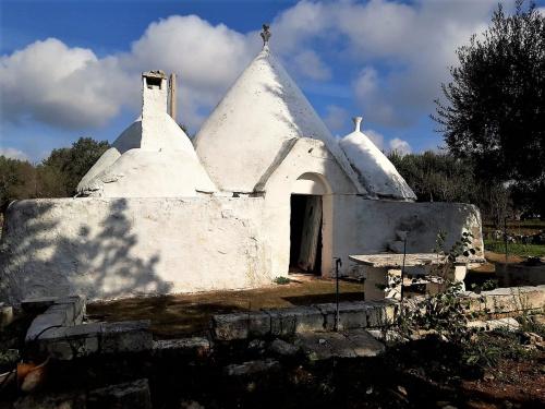 Casa Trullo em San Michele Salentino