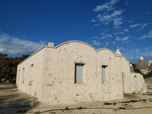 Trullo i Cisternino