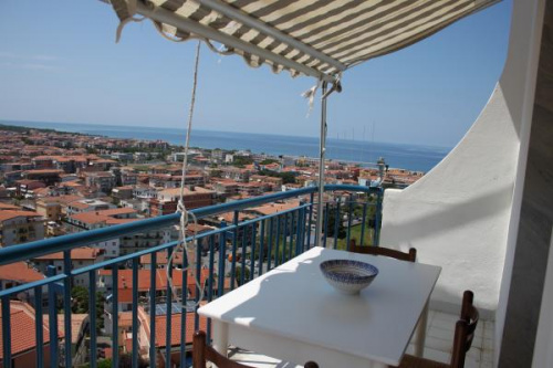 Apartment in Scalea