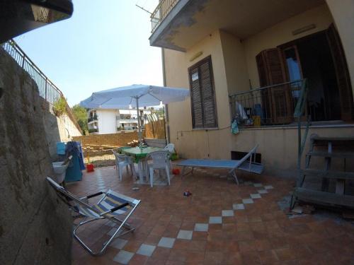 Apartment in Scalea