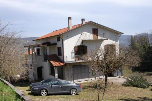 Hus i Laino Borgo