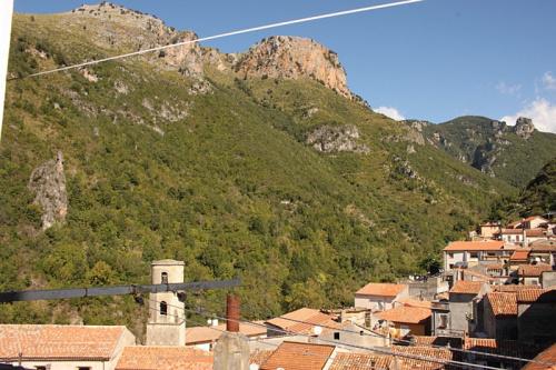 Historisches Appartement in Orsomarso