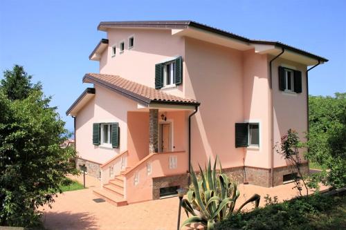 Villa à Praia a Mare
