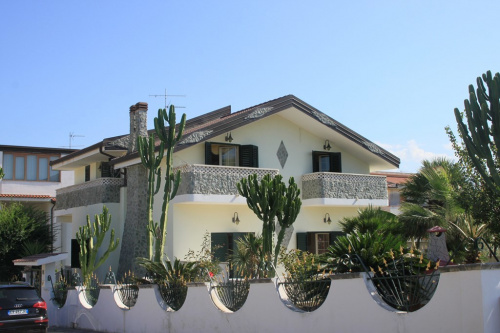 Villa en Amantea