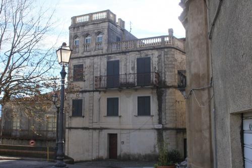 Historisches Haus in Santa Domenica Talao