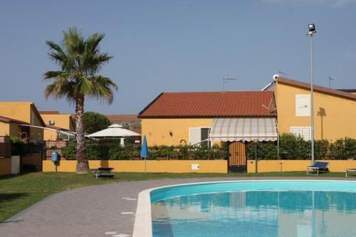 Villa en Scalea