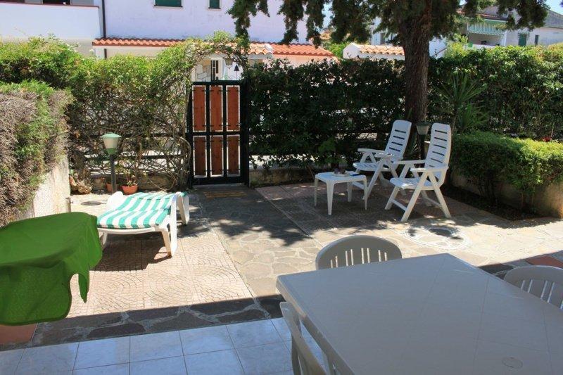 Eigenständiges Appartement in San Nicola Arcella