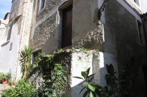 Historiskt hus i Scalea
