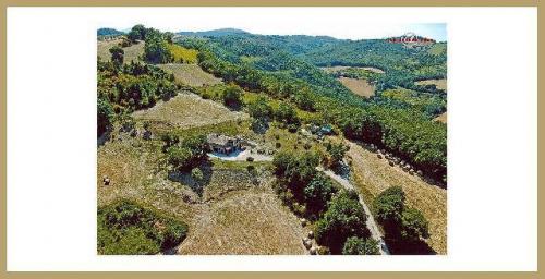 Hus i Gubbio