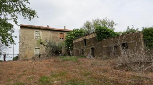 Lantställe i Gualdo Cattaneo