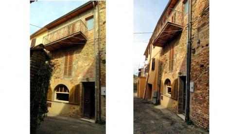 Hus från källare till tak i Deruta