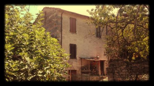 Hus på landet i Fivizzano