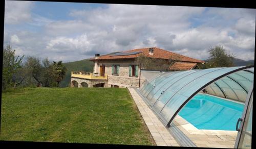 Farmhouse in Fivizzano