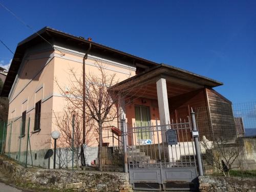 Vrijstaande woning in Aulla