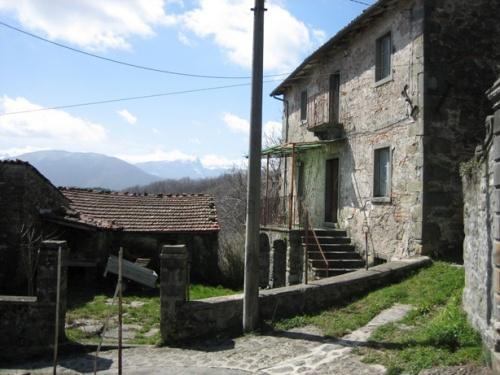 Hus på landet i Castelnuovo di Garfagnana