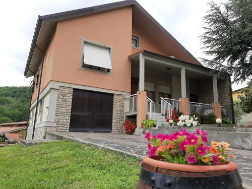 Villa a Casola in Lunigiana