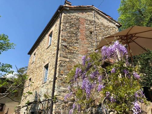 Historisches Haus in Aulla