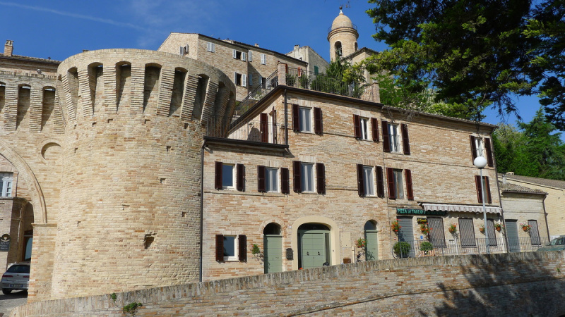 Casa histórica en Petritoli