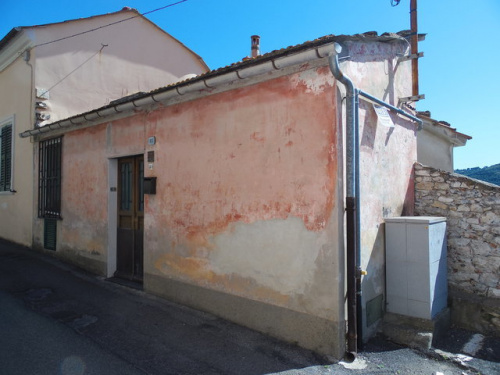 Historisch appartement in Diano Castello
