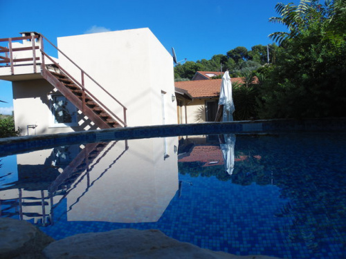 Self-contained apartment in Imperia