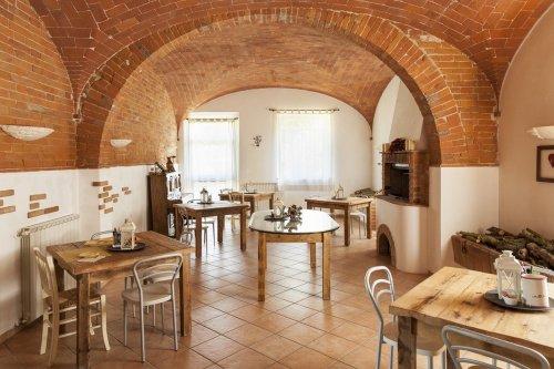 Farmhouse in Montepulciano