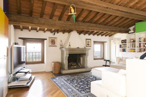 Apartamento histórico en Lucignano