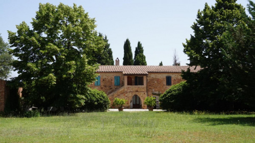 Landwirtschaftlicher Betrieb in Montalcino