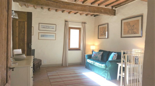 Appartamento indipendente a Torrita di Siena