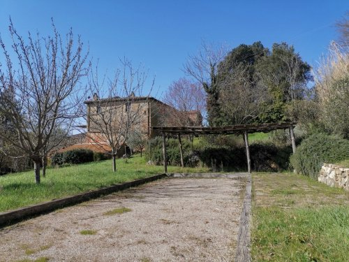 Landhaus in Trequanda