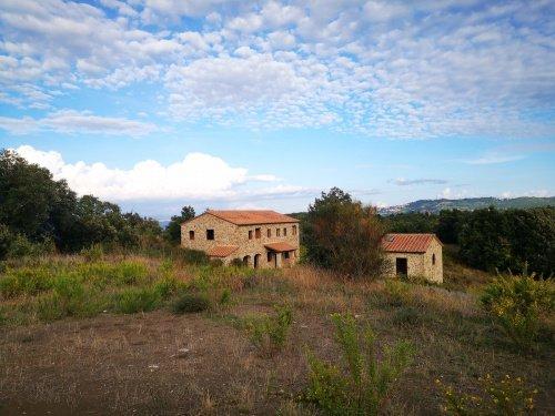 Bauernhaus in Montalcino