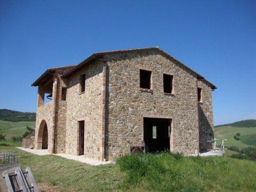Hus på landet i Montepulciano