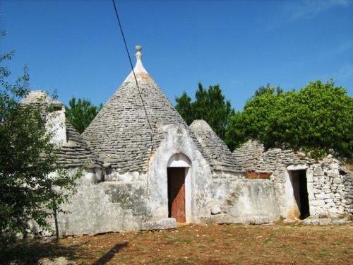 Trullo (Rundhaus) in Francavilla Fontana