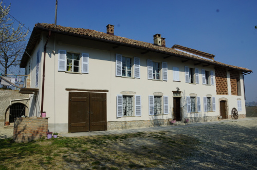 Detached house in Calosso