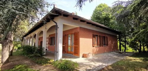 Villa a Agliano Terme