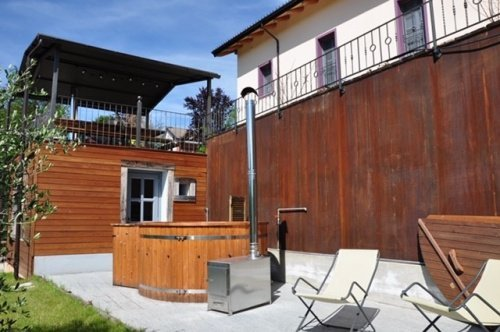 Casa histórica en Rocca d'Arazzo