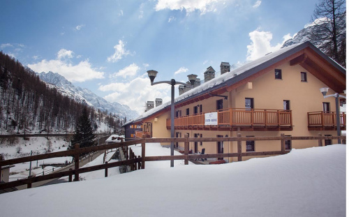 Chalet in Gressoney-La-Trinité