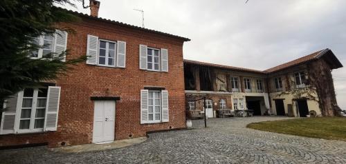 Villa i Alfiano Natta