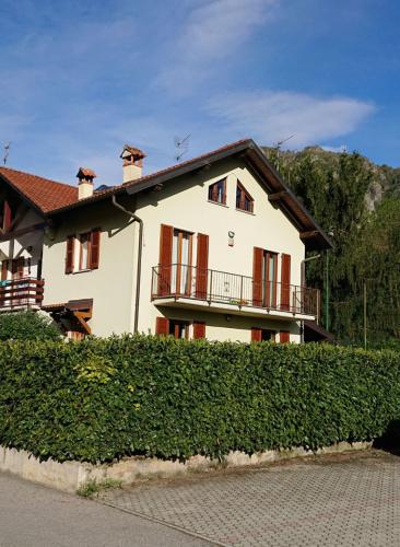 Vrijstaande woning in Porlezza